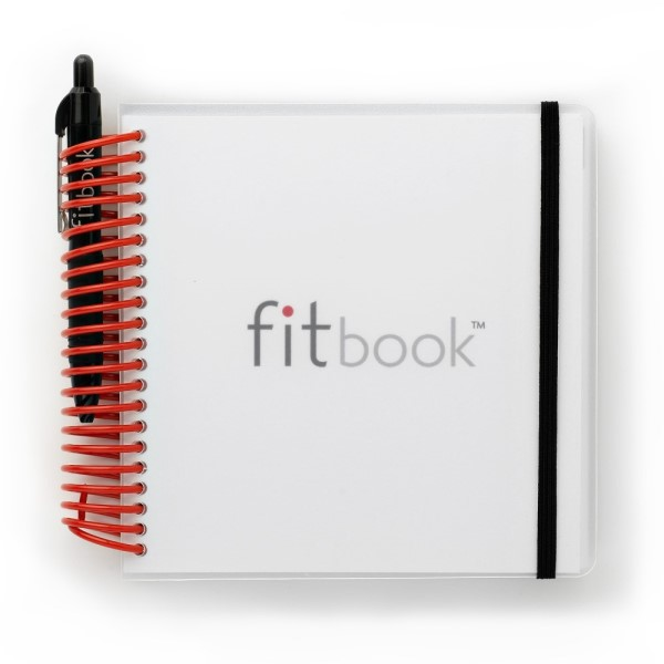 Fitbook Fitness and Nutritional Training Diary